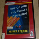 One of Our Thursdays is Missing (unabridged MP3 CD) Jaspe Fforde