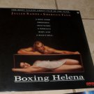 Laserdisc BOXING HELENA Laser disc Videodisc Very Good Sands Fenn
