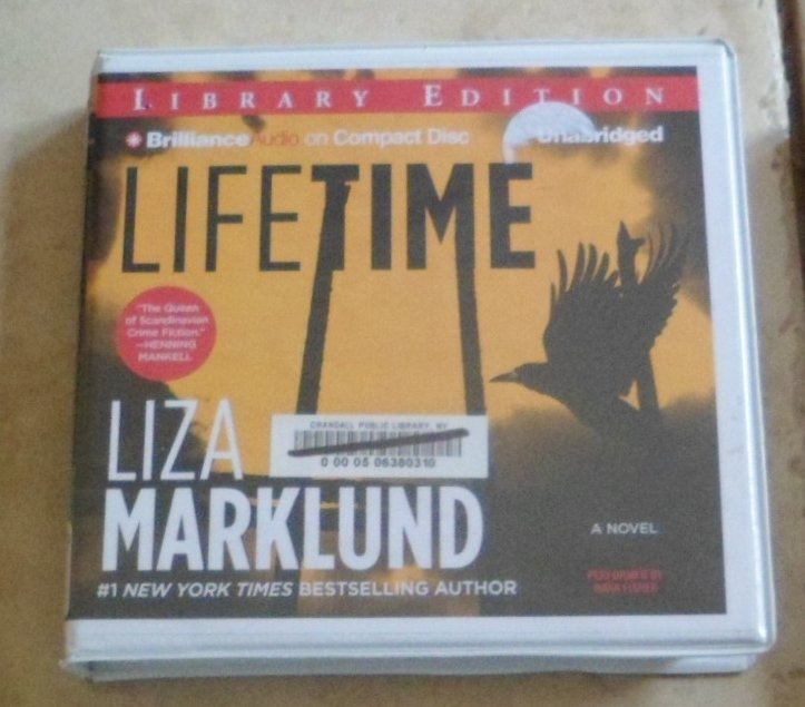 Lifetime (Annika Bengtzon Series) (Audio CD)  Liza Marklund