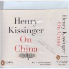 Henry Kissinger on China (audio book cds)