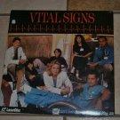 Vital Signs Laserdisc Sealed laser disc