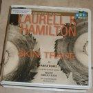 Skin Trade audio book cds Laurell K. Hamilton