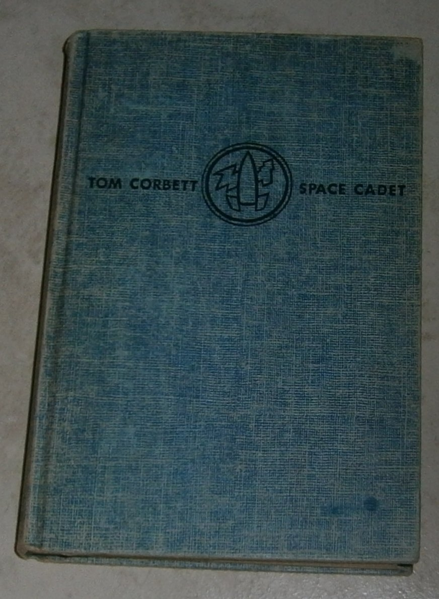 Tom Corbett Space Cadet Stand By For Mars! Carey Rockwell 1952