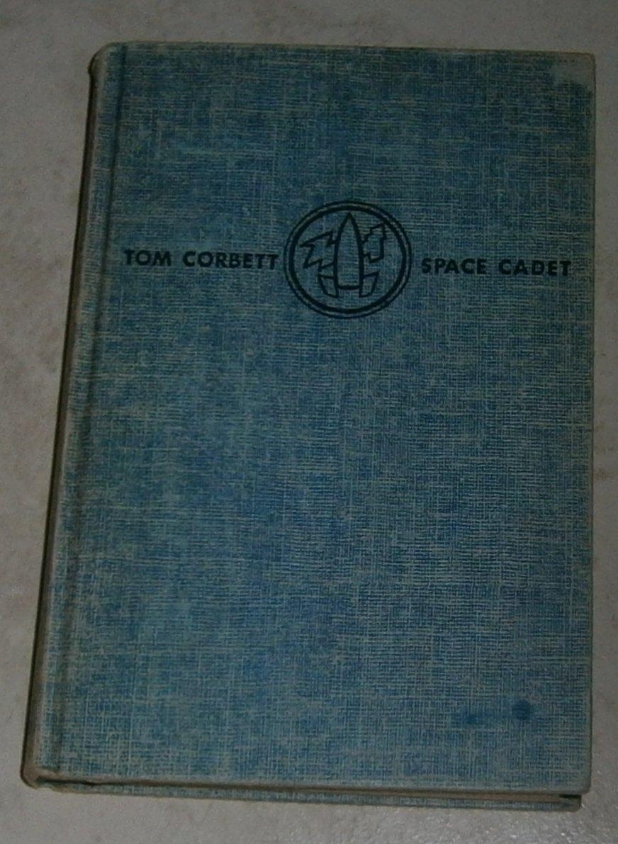 Tom Corbett Space Cadet Danger in Deep Space 1953 Hardcover Carey Rockwell