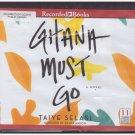 Ghana Must Go Taiye Selasi Audio book Cds