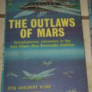 The Outlaw of Mars Otis Adelbert Kline Ace D-531 Paperback