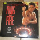 "RING OF FIRE Laserdisc SEALED Laser VIDEODISC Don ""The Dragon"" Wilson"