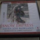 The Snow Empress Laua Joh Rowland Audio Book Cds audiobook