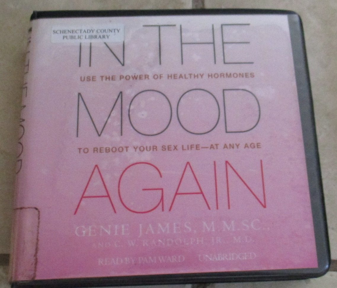In the Mood Again  Reboot Your Sex Life -Genie James  (Audio CD)