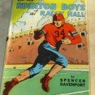The Rushton Boys at Rally Hall Spencer Davenport 1940 HC DJ