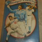 Dodger Classics: Games From Each Dodgers 101 Seasons 1883-1983 Tiemann SIGNED
