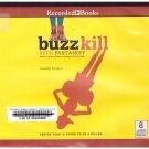 BUZZKILL Beth Fantaskey Unabridged Audio Book CDs Free S/H