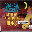 Night of the Howling Dogs Graham Salisbury Audio Book Cds