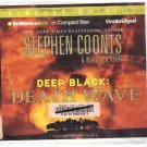 Deep Black: Death Wave Stephen Coonts Audio Books CDs Free S/H