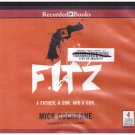 Fitz Audio Book cds Mick Cochrane