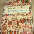 The Conqueror Georgette Heyer 1966 HC Hardcover Dj