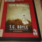 San Miquel MP3 audio book cds T.C. Boyle