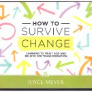 How  to Survive Change Meyer (audio book cds) Joyce Meyer