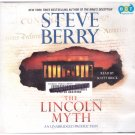 The Lincoln Myth Stever Berry Unabridged Audio Book Cds 12 discs in case  Free USA S/H