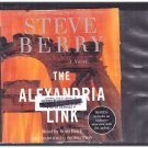 The Alexandria Link Steve Berry (unabridged audio book cds) Free USA S/H