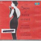 The Swans of Fifth Avenue Melanie Benamin (unabridged audiobook cds) Free USA S/H