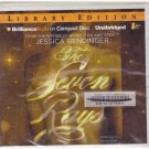 The Seven Days Unabridged audiobook cds Jessica Bendinger  audio book  Free USA S/H