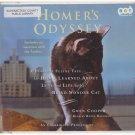 Homer's Odyssey Fearless Feline Tale (unabridged audiobook cds) by Gwen Cooper
