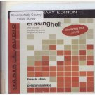 Erasing Hell Unabridged Audiobooks Cds Francis Chan Preston Sprinkle Free USA S/H