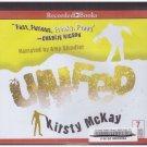Unfed (unabridged audiobook cds) Kristy McKay Free USA S/H