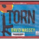 Torn David Massey (unabridged audio book cds) Free USA S/H