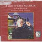 A Case of Nosy Neighbors (unabridged audio book cds) Lori Copeland Free USA S/H