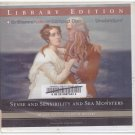Sense and Sensibility ad Sea Monsters (Unabridged audio books cds) Jane Austen  Ben H. Winters