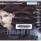 Touch of Frost Unabridged audiobook cds Jennifer Estep