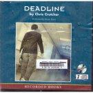 Deadline (unabridged audio book cds) Chris Crutcher Free USA S/H