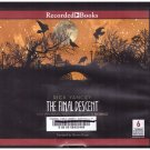 Final Descent (unabridged audio book cds) Rick Yancey Free USA S/H