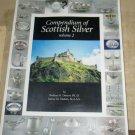 Compendium of Scottish Silver Volume 2  Dietert Soft cover Illustrated Free USA S/H