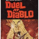 Duel at Diablo Marvin H. Albert Fawcett Gold Medal Paperback Book Free USA S/H