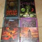 Lot 4 HILARI BELL Books HC DJ Forging Sword Rise Hero Last Knight Shield Stars