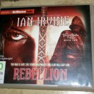 Rebellion Ian Irvine Audiobook Cds audio book Tainted Realm  Free USA S/H