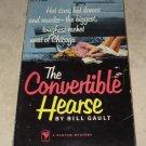 The Convertible Hearse Bill Gault 1959 Bantam Paperback Free USA S/H