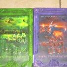 Lot 2 Wayne Thomas Batson Books Hardcovers Final Storm Rise of Wyrm Lord