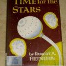Time for the Stars Robert A. Heinlein HC DJ 1956 Library Binding Free USA S/H