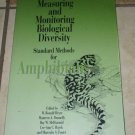 Measuring and Monitoring Biological Diversity. Standard Methods for Amphibians