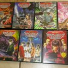 Lot 9 PROJECT OF ARMS Anime DVDs lot Dvd 1-2-3-4-5-6-7-8-9 Very good  Free USA S/H