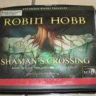Shaman's Crossing (unabridged audio books cds) Robin Hobb