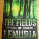 The Fields of Lemuria Sam Sisavath Soft cover Free USA S/H
