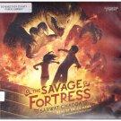 The Savage Fortress (unabridged audiobook cds) Sarwat Chadda Free USA S/H