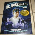 Dr. Horrible's Sing-Along Blog The Book Joss Whedon Soft cover