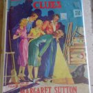 Seven Strange Clues Margaret Sutton Judy Bolton Mystery Hardcover Dust jacket