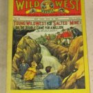 Young Wild West And The Salted Mine or the Double Game for a Million Old Scout 1965 PB